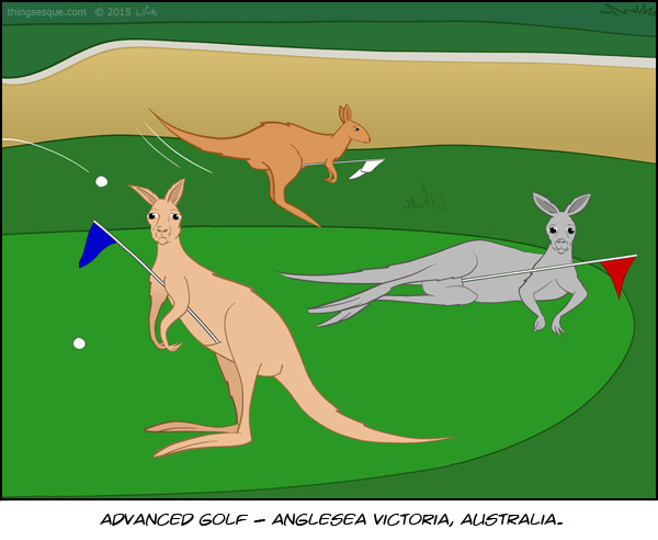 Advanced Golf - Anglesea Victoria, Australia